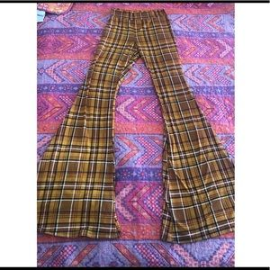 Pants - Clueless retro soft bell bottoms